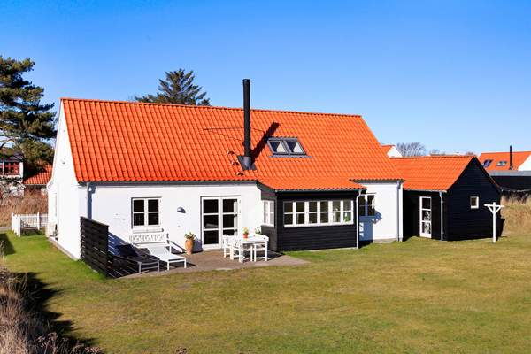 Tornby Strand, Jammerbugten, Danmark, Feriehus 64477, 6 personer